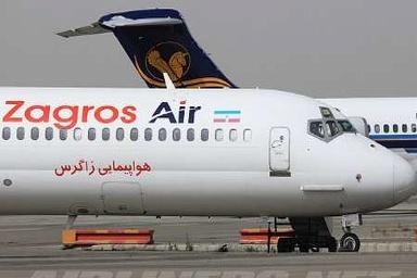پرواز تهران – بوشهر به دلیل شرایط جوی در فرودگاه شیراز به زمین نشست