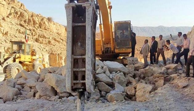 افزایش شیفت کاری جهت شتاب بیشتر در ساخت تونل شهدای خلیج فارس