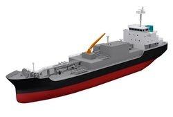 اولین کشتی دوگانه سوز در آسیا ساخته می شود