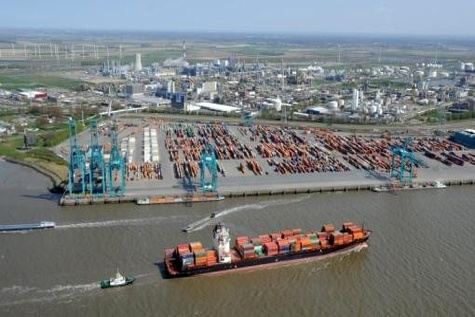 Port of Antwerp on exploratory mission to Iran