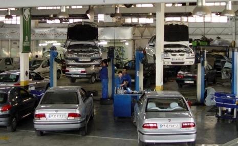 آمار مردودی خودروهای پایتخت در آزمون معاینه فنی