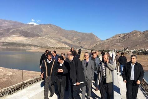 ساخت بزرگترین پل راهآهن کشور تا پایان دیماه تمام میشود