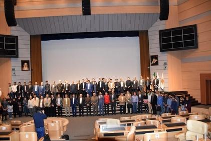 اختتامیه بیستمین همایش صنایع دریایی و دریانوردی