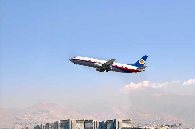 پرواز تهران-دزفول تغییر مسیر داد