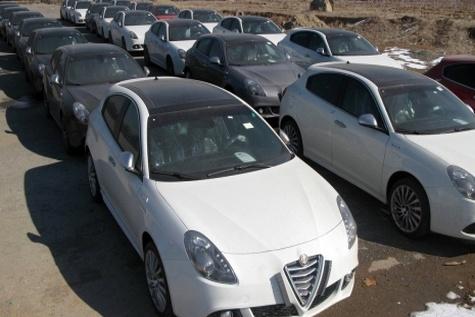 ۴۰ شرکت مجوز نمایندگی واردات خودرو را اخذ کردند