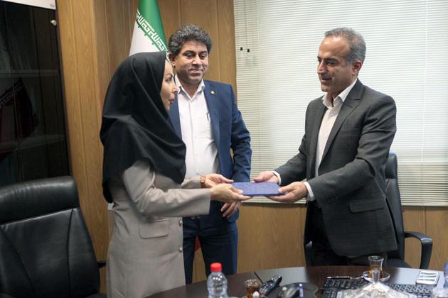 انتصاب رئیس جدید روابط عمومی بنادر بوشهر