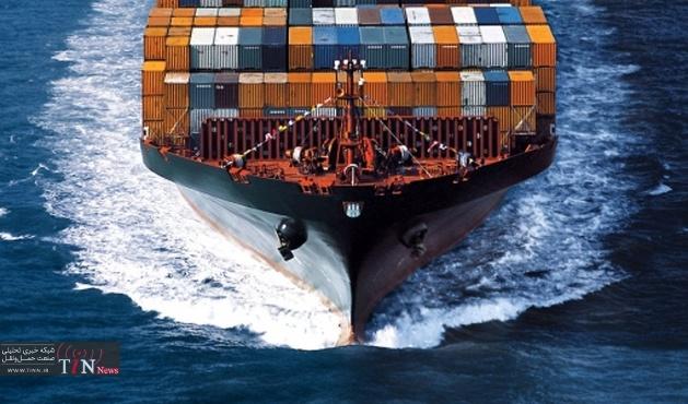 کشتی پرین با پرچم ایران در بندر جدید آکتائو پهلو گرفت