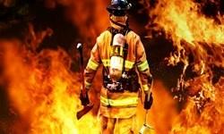 آتشسوزی در یک ساختمان مسکونی/ یک نفر جان خود را از دست داد
