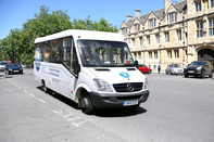EarthSense and Tantalum using buses to monitor air pollution in Oxfordshire