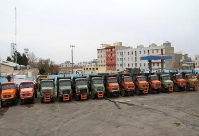 ضرورت بهروزرسانی ماشینآلات شهرداری قزوین