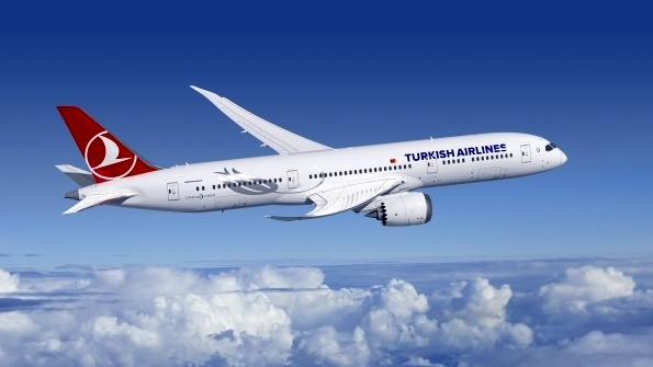 Turkish Airlines takes first 787-9 as fleet, routes expand