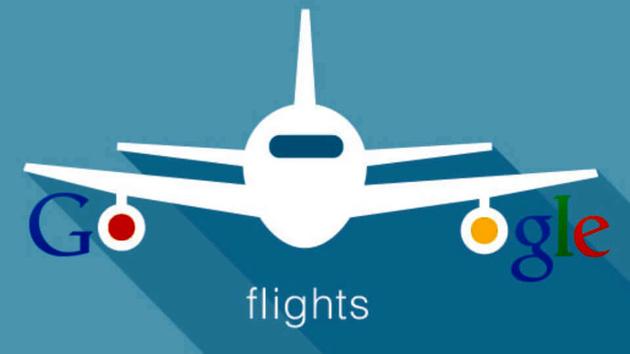 بلیط هواپیما را اول با Google Flights چک کنید