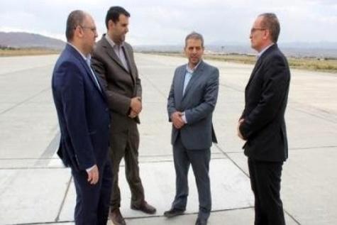◄ بهرهبرداری از پاکینگ طبقاتی فرودگاه بینالمللی تبریز