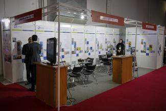 حضور شرکت مهندسی ساینا سیستم در هفتمین نمایشگاه بینالمللی حملونقل ریلی