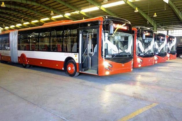 تولید اتوبوس معطل تامین نقدینگی خودروسازان است