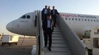 وزیر راه و شهرسازی آخرین وضعیت تکمیل ترمینال مسافربری فرودگاه آبادان را بررسی کرد