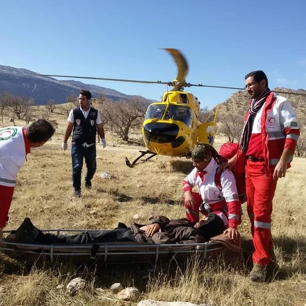 امدادرسانی به یک هزار متاثر از حوادث جادهای