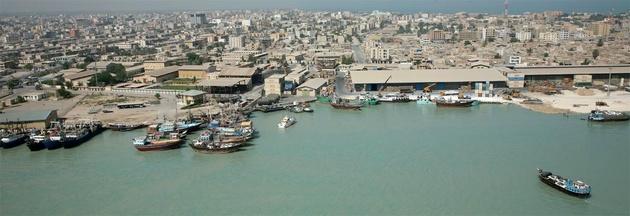 """تعمیرات اساسی اسکله های بندر بوشهر"""" پروژه برتر ملی"""" شد"""