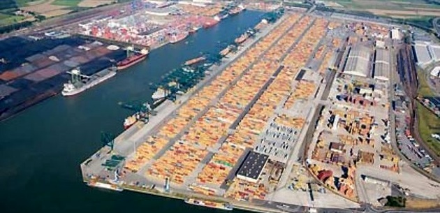 Port of Antwerp rewarded for sustainable energy management