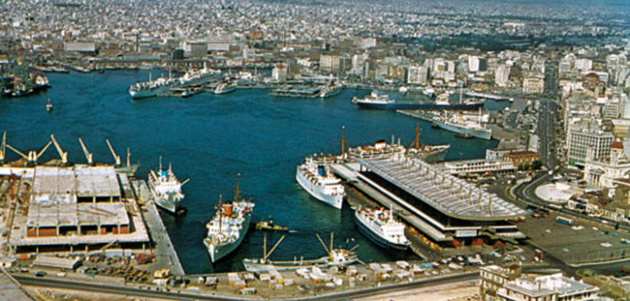Port of Piraeus 'the world's fastest growing port'