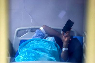بیماران کرونا در زابل با مسافرت به شهرهای آلوده مبتلا شده اند