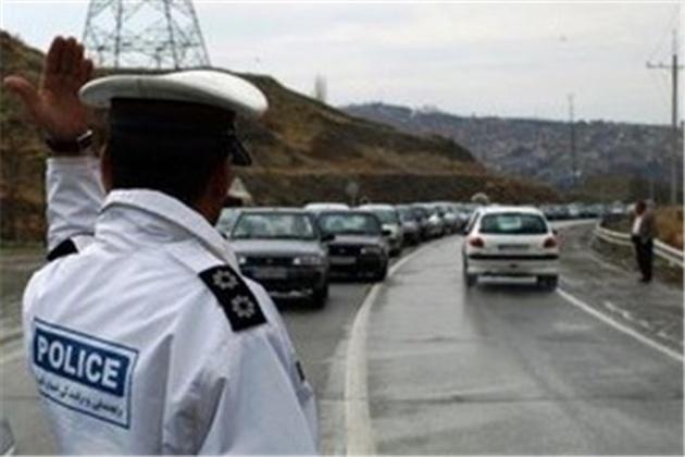 آغاز طرح نوروزی پلیس راه در جاده های خراسان رضوی