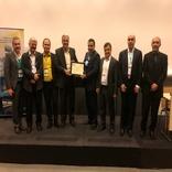 اعطای تقدیرنامه به پروژه خط ۶ متروی تهران در مرحله نهایی رقابت ابر پروژه های تونلی جهان
