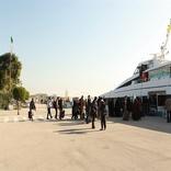 رشد ۴۱درصدی تردد مسافر بینالمللی در پایانه خلیجفارس بندر خرمشهر