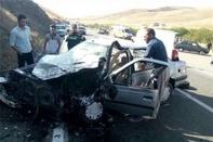 سانحه رانندگی در همدان منجر به مرگ 2 نفر شد