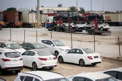 ۸۵۰۰ خودرو از بندرلنگه به کشورهای آسیای میانه ترانزیت شد
