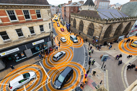 Dynniq to deliver technology on southwest England's motorway network