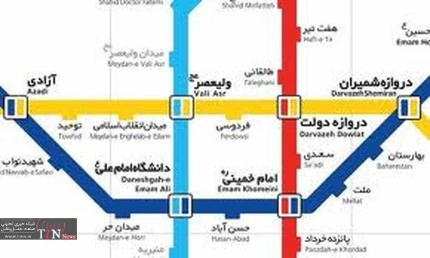 ◄ اتمام هفت خط مترو تا پایان سال ۹۵ / شهرداری تهران، تنهاست دولت سهم خود را بدهد