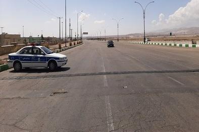 ۳۹۶ هزار و ۲۸۱ تردد وسیله نقلیه در جادههای استان مرکزی ثبت شد