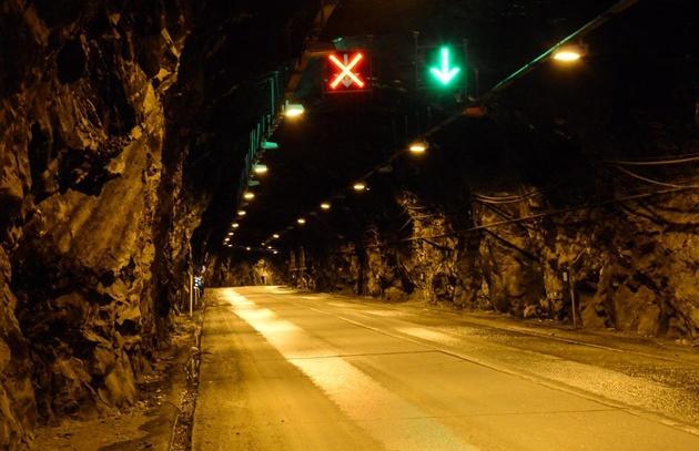 جاده چالوس یک طرفه میشود