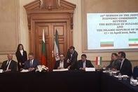 امضای یادداشت تفاهم همکاریهای حملونقل جادهای ایران و بلغارستان