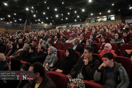 جشن خانواده بزرگ تاکسیرانان شهر تهران