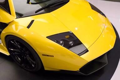 Iranians Reveal 'Perfect' Copycat Lamborghini Murcielago SV