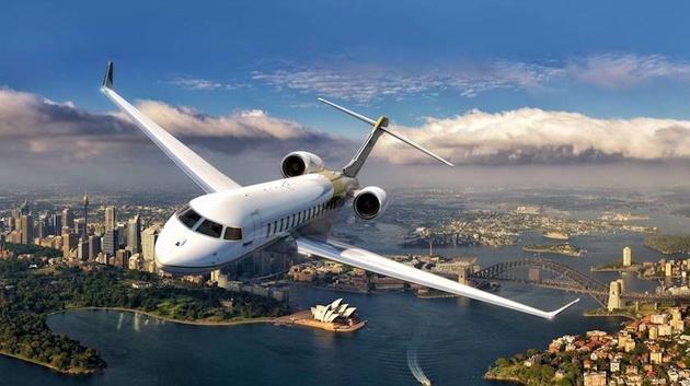 Canada Certifies Bombardier Global 7500 Business Jet