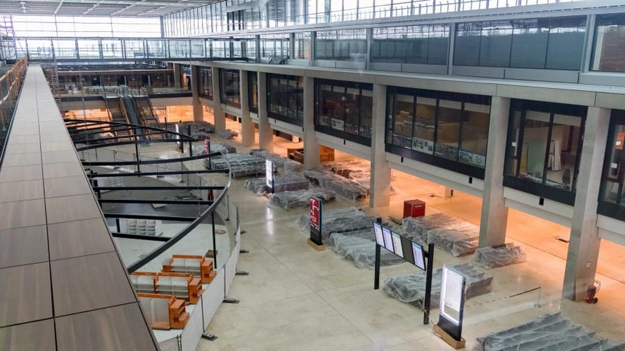 فرودگاه برلین بالاخره افتتاح میشود!