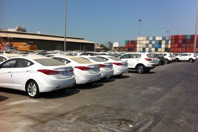 رکود شدید در بازار خودروهای لوکس