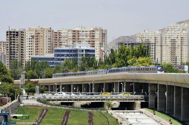 ایستگاه ائلگولی نقطه اتصال مترو و راه آهن تبریز شد