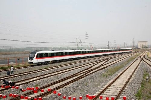 CRRC Nanjing Puzhen wins Chinese metro train orders