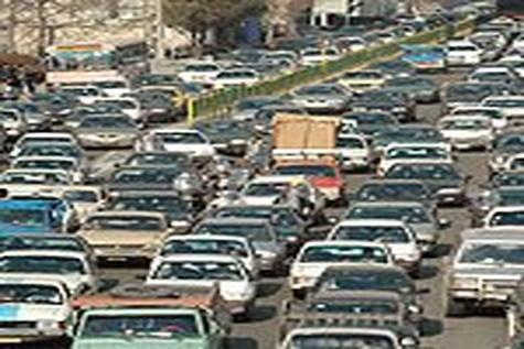 رفع مشکل ترافیک البرز نگاه ملی میخواهد
