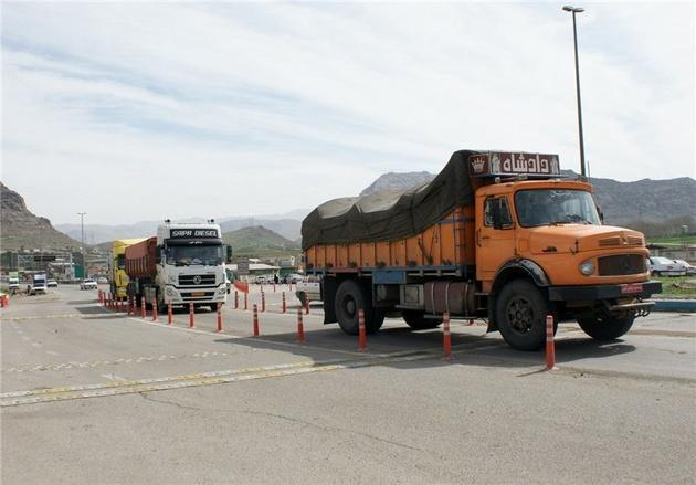 اعمال متفاوت قانون «تناژ»  بارگیری کامیونها در هر استان و منطقه