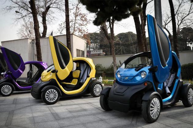 مشهد پایلوت خودروهای برقی میشود؟