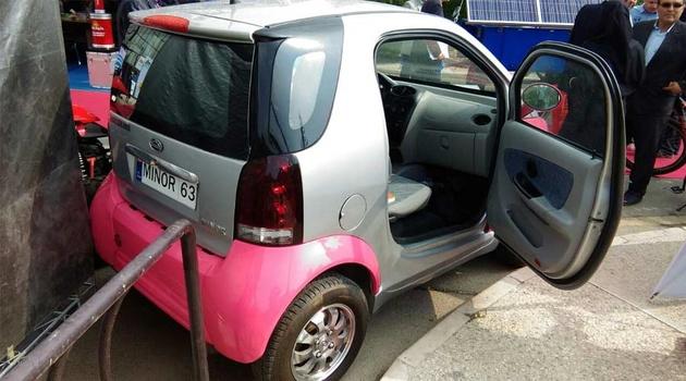 خودروسازان ایرانی از محصولات دانشبنیان استقبال نمیکنند