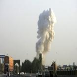 انفجار بزرگ در شهر غزنی در جنوب افغانستان