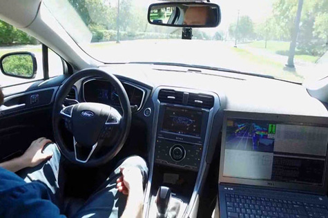 New Ford and Lyft partnership aims to bring self-driving technology to the masses