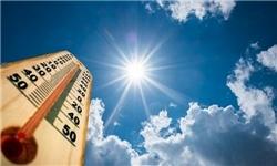 گرد و خاک و گرمای ۵۰ درجه در خوزستان/ آسمان تهران ۲ روز آینده صاف است