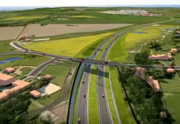 Highways England to build £100m new bypass in Lancashire